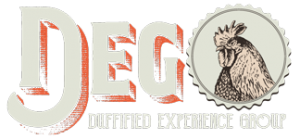 Duffified Experience Group Logo - Light